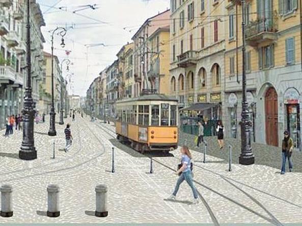 Via Vigevano, il quartiere si divide sull\'isola che piace ai ...